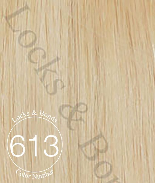 Locks & Bonds Hair Extensions Color 613