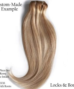 The Best Custom Made Clip In Human Hair Extensions 12 36