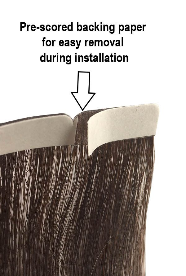 Tape Tabs for Hair Extensions