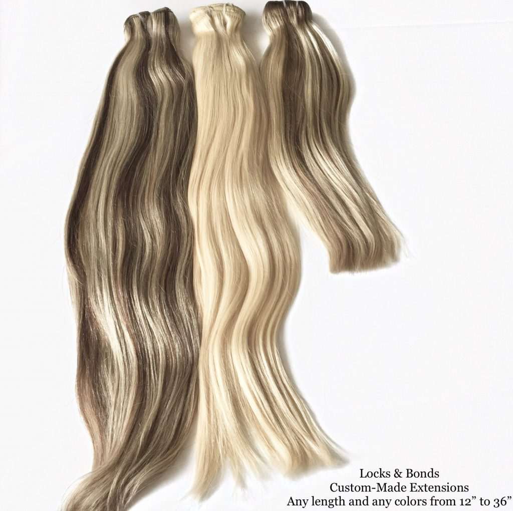 Looking For Extra Long Or Short Custom Made Hair Extensions Locks